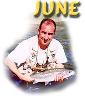 June - Dry Fly Fishing, Wildlife Viewing, Long Days